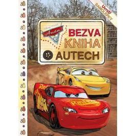 Auta 3 - Bezva kniha o autech | autora nemá, autora nemá