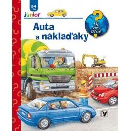 Auta a náklaďáky | Andrea Erne, Tomáš Rieb, Ursula Wellerová