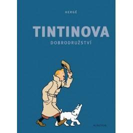 Tintinova dobrodružství - kompletní vydání 13-24 | Hergé, Hergé, Kateřina Vinšová