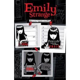 Emily Strange - Ztracená, temná a znuděná | Buzz Parker, Rob Reger
