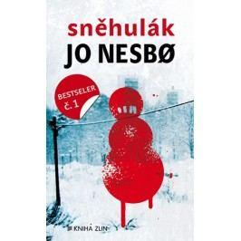 Sněhulák (paperback) | Kateřina Krištůfková, Jo Nesbo
