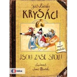 Krysáci 2 - Krysáci jsou zase spolu | Jiří Žáček, Ivan Mraček