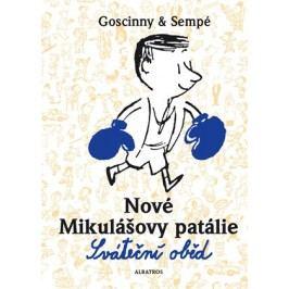 Nové Mikulášovy patálie - Sváteční oběd | Jean-Jacques Sempé, René Goscinny