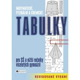 Matematické, fyzikální a chemické tabulky – revidované vydání | Zdeněk Vošický, Bohumír Kotlík, Vladimír Lank, ŽKV, Růžičková Květoslava