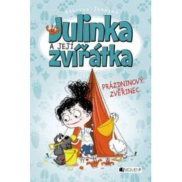 Julinka a její zvířátka – Prázdninový zvěřinec | Rebecca Johnson