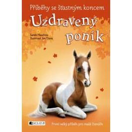 Příběhy se šťastným koncem - Uzdravený poník   Sarah Hawkins