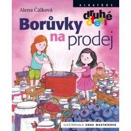 Borůvky na prodej | Anna Mastníková, Alena Čálková