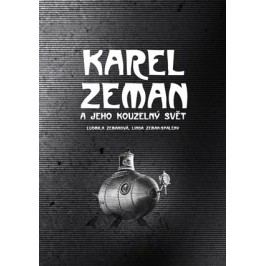 Karel Zeman | Ludmila Zemanová, Linda Zeman Spaleny