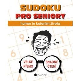Sudoku pro seniory – humor je kořením života |  kolektiv