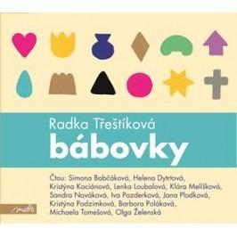 Bábovky (audiokniha) | Radka Třeštíková