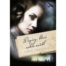 Dopisy, které nikdo nečetl | Iona Grey