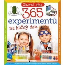 365 experimentů na každý den   Anita van Saan