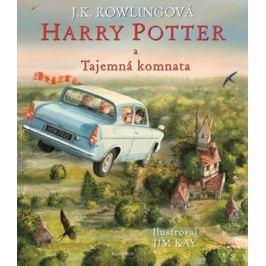 Harry Potter a Tajemná komnata - ilustrované vydání | J. K. Rowlingová