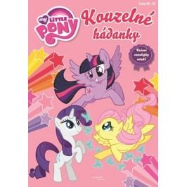 My Little Pony - Kouzelné hádanky - Krásné samolepky uvnitř |  Hasbro,  Hasbro