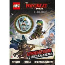 LEGO® NINJAGO Garmageddon v městečku Ninjago |  kolektiv