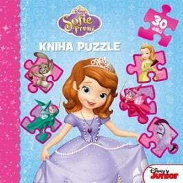 Sofie První - Kníha puzzle 30 dílků |