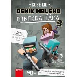 Deník malého Minecrafťáka 3 | Cube Kid