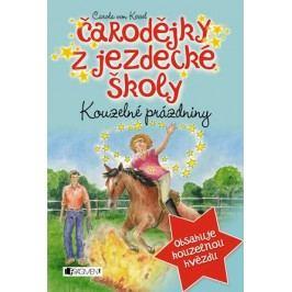 Čarodějky z jezdecké školy – Kouzelné prázdniny   Kessel, von Carola