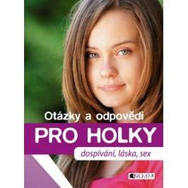 Otázky a odpovědi PRO HOLKY – dospívání, láska, sex | Petra Hirscher