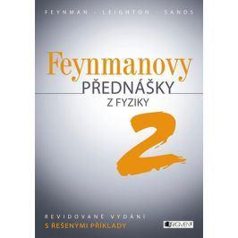 Feynmanovy přednášky z fyziky - revidované vydání - 2.díl | Štoll Ivan, Matthew Sands, Richard Feynman, Robert B. Leighton