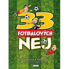 33 fotbalových nej | Bohumil Fencl, Jan Palička