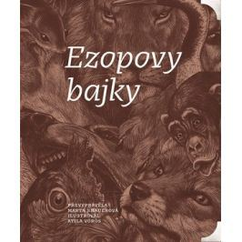 Ezopovy bajky | Atila Vörös, Marta Knauerová