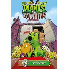 Plants vs. Zombies - Nový domov   Paul Tobin, Andie Tong