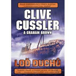 Loď duchů | Clive Cussler, Graham  Brown