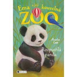 Ema a její kouzelná zoo - Rozpustilá panda | Eva Brožová, Amelia Cobb, Sophy Williams