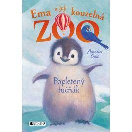 Ema a její kouzelná zoo - Popletený tučňák | Amelia Cobb