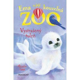 Ema a její kouzelná zoo - Vystrašený tuleň | Eva Brožová, Amelia Cobb, Sophy Williams