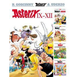 Asterix IX-XII | René Goscinny, Albert Uderzo