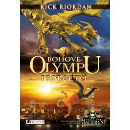 Bohové Olympu – Proroctví | Rick Riordan