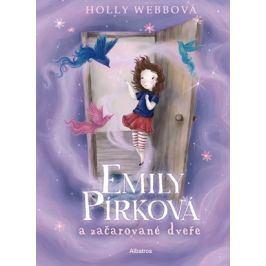 Emily Pírková a začarované dveře   Jindra Horynová, Holly Webbová