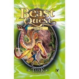 Tusk, mocný mamut - Beast Quest (17) | Kateřina Závadová, Adam Blade