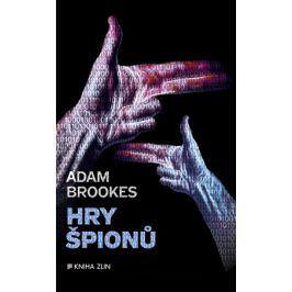 Hry špionů | Irena Steinerová, Adam Brookes