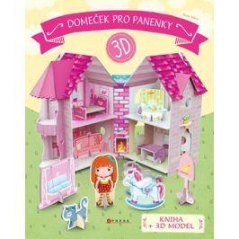 Domeček pro panenky 3D model | Nadia Fabris, Valentina Facci