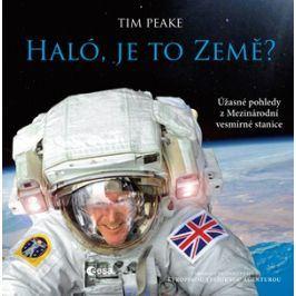 Haló, je to Země? | Tim Peake