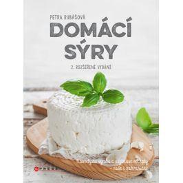 Domácí sýry, 2. rozšířené vydání | Petra Rubášová