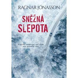 Sněžná slepota | Martina Kašparová, Ragnar Jónasson