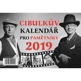 Cibulkův kalendář pro pamětníky 2019 | Aleš Cibulka