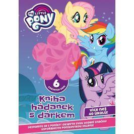 My Little Pony - Kniha hádanek s dárkem | kolektiv
