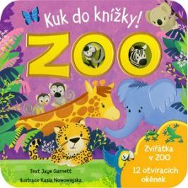 Kuk do knížky! ZOO | kolektiv