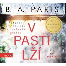 V pasti lží (audiokniha) | B. A. Paris, Eva Novotná