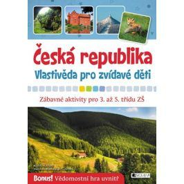 Česká republika – Vlastivěda pro zvídavé děti | Radek Machatý