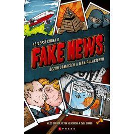 Nejlepší kniha o fake news!!! | Zvol si info, Miloš Gregor, Petra Vejvodová