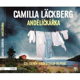 Andělíčkářka (audiokniha) | Camilla Läckberg