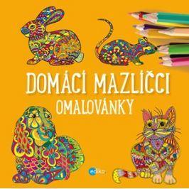 Domácí mazlíčci - omalovánky | Yulia Mamonova