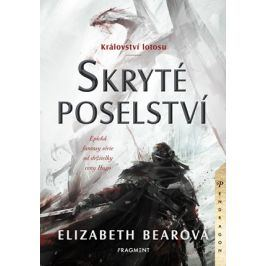 Království lotosu - Skryté poselství | Elizabeth Bearová, Jan Kozák