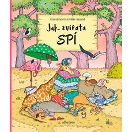 Jak zvířata spí   Katarína Macurová, Petra Bartíková, Martin Urbánek